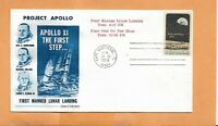 APOLLO 11 PROJECT APOLLO THE FIRST STEP MOON LANDING   JUL 20,1969 CANAVERAL