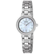 Citizen дамскую Eco-драйв платье часы EW9590-52D