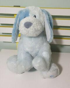 Russ Berrie My First Puppy BLUE 35CM