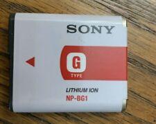 Sony NP-BG1 Li-Ion Digital Camera Battery