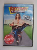 Fast Times at Ridgemont High DVD (Widescreen Special Edition) New Sealed