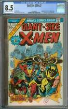 GIANT-SIZE X-MEN #1 CGC 8.5 OW/WH PAGES // 1ST APP NEW X-MEN 2ND WOLVERINE 1975