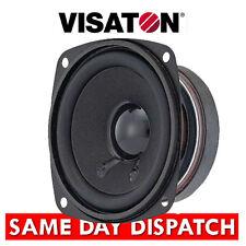 """Visaton hifi full range speaker 8cm 50W 3.3"""" 4 ohm haut débit (FRS8 art 2003 -4)"""