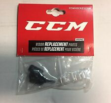 CCM Hockey Helmet Visor Spacer Kit! Genuine OEM Replacement Hardware Parts RBK