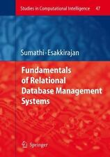 Fundamentals of Relational Database Management Systems (Studies in Computational