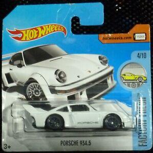 Hot Wheels 2017 HW Factory Fresh 153/365 Porsche 934.5