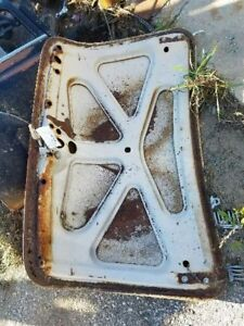 52 MERCURY 1952 Decklid trunk lid