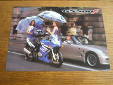 SUZUKI GSF 500F MOTORBIKE BROCHURE, 2004  - POST FREE (UK)