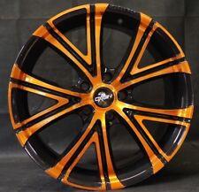 1x Oxigin 15 Felge 19 Zoll ET35 5x120 KBA 47975 BMW Orange