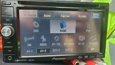 """New ListingPioneer Avic-D3 Double Din Cd/Dvd 6.1"""" Touchscreen Stereo, Navigation Good Cond"""