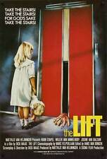 THE LIFT Movie POSTER 27x40 Huub Stapel Willeke Van Ammelrooy