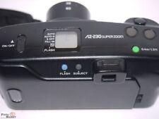 Olympus AZ-230 Super-Zoom Camera (35mm Film) Lens 38-90mm (Remote Control)