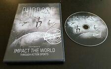 Purpose (DVD) Christian extreme sports stunts film skateboarding snowboarding