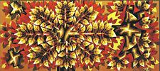 Remarquable Tapisserie de J.C.Bissery - Automne  signé