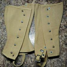 World War II Leggings khaki