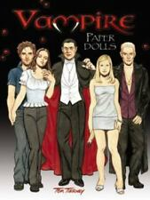 Vampire Paper Dolls (Dover Paper Dolls) by Tom Tierney