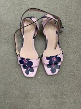 Kate Spade Edie Floral Sandal Size 8B