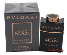 Bvlgari Man In Black By Bvlgari 2.0oz/60ml Edp Spray For Men New In Box
