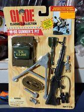 GI Joe M-60 Gunners Pit MOC Classic Collection
