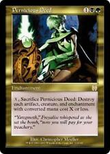 PERNICIOUS DEED Apocalypse MTG Gold Enchantment RARE