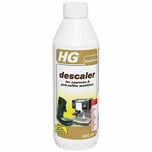 HG Descaler for Espresso & Pod-Coffee Machines - 500ml
