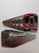 London Underground Tube S Stock Hard Enamel Train Badge