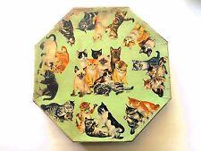 Vintage 1968 Springbok Jigsaw Okta Puzzle Kittens Girard Goodenow 500+ Complete