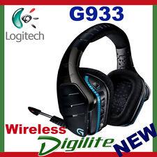 Logitech G933 Artemis Spectrum RGB Wireless 7.1 Surround Sound Gaming Headset
