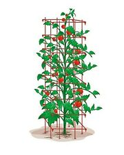 Super High Heavy Duty Tomato Trellis Keeps your harvest off the ground 64Inch H