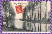 Tarjeta postal - HAM - el canal
