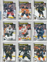 2020-21 O PEE CHEE MARQUEE ROOKIES a lot of 15 DIFFERENTS CARDS near mint LOT8 a