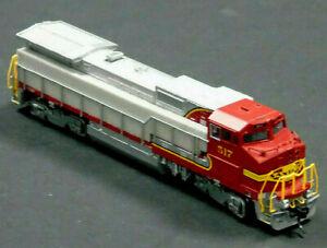 #48817 BNSF #517 Atlas N Scale Dash 8-40BW / 32BWH Diesel Loco DCC Ready in Case