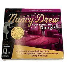 Nancy Drew - Stay Tuned for Danger - CD-ROM - For Adventurous Sleuths 10 & up