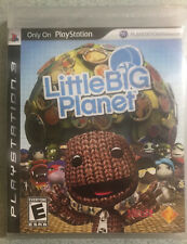 Little Big Planet (PlayStation 3, 2008) new factory sealed ps3