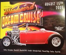 2009 Woodward Dream Cruise Poster