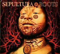 SEPULTURA roots (CD, album, limited edition) thrash, nu metal, very good, 1996,