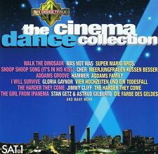 Cinema DANCE Collection 2 CD NUOVO Irene Cara Fat Boys Soft Cell BEE GEES Yello