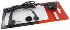 Ear-piece Speaker PTT Mic for MOTOROLA GP68 GP300 GP350 CP185 CP200 RDU2080D