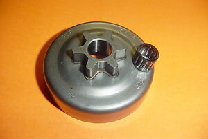 FOR POULAN 230 260 2050 2075 2150 2175 2250 2450 2550 CHAINSAW CLUTCH DRUM 3/8 P