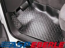 Fußmatten Gummi Fußraumwannen vorne schwarz Jeep Grand Cherokee ZJ 96-98