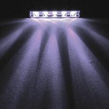 BOAT LED Lights 5 LED Marine Stern Deck Navigation Step WHITE
