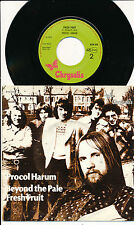 "PROCOL HARUM 45 TOURS 7"" HOLLANDE BEYOND THE PALE"
