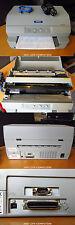 Epson PLQ-20 M P381A - 24-Pins USB MSR Impact Passbook Imprimante Matricielle OK
