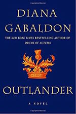 Complete Set Series -- Lot of 8 Outlander books by Diana Gabaldon (Fantasy)
