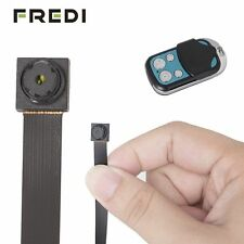 FREDI HD 1080P 720P Mini Micro Portable Hidden Spy Camera Loop Video Recorder