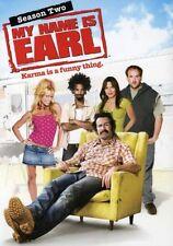 My Name is Earl: Season Two [4 Discs] (2009, REGION 1 DVD New) WS