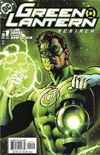 Green Lantern: Rebirth #1 (Dec 2004) - 2nd Printing - Hal Jordon Cover