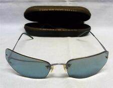 EMPORIO ARMANI  MADE IN ITALY SUNGLASSES WITH E.A. CASE AND  E.A.CLEANING  CLOTH