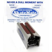 Skatemate - Hand Held Ice Skate Sharpener