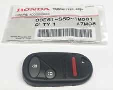 Genuine OEM Keyless Entry Remote Fab -Honda Civic Pilot Element - 08E61S5D1M001